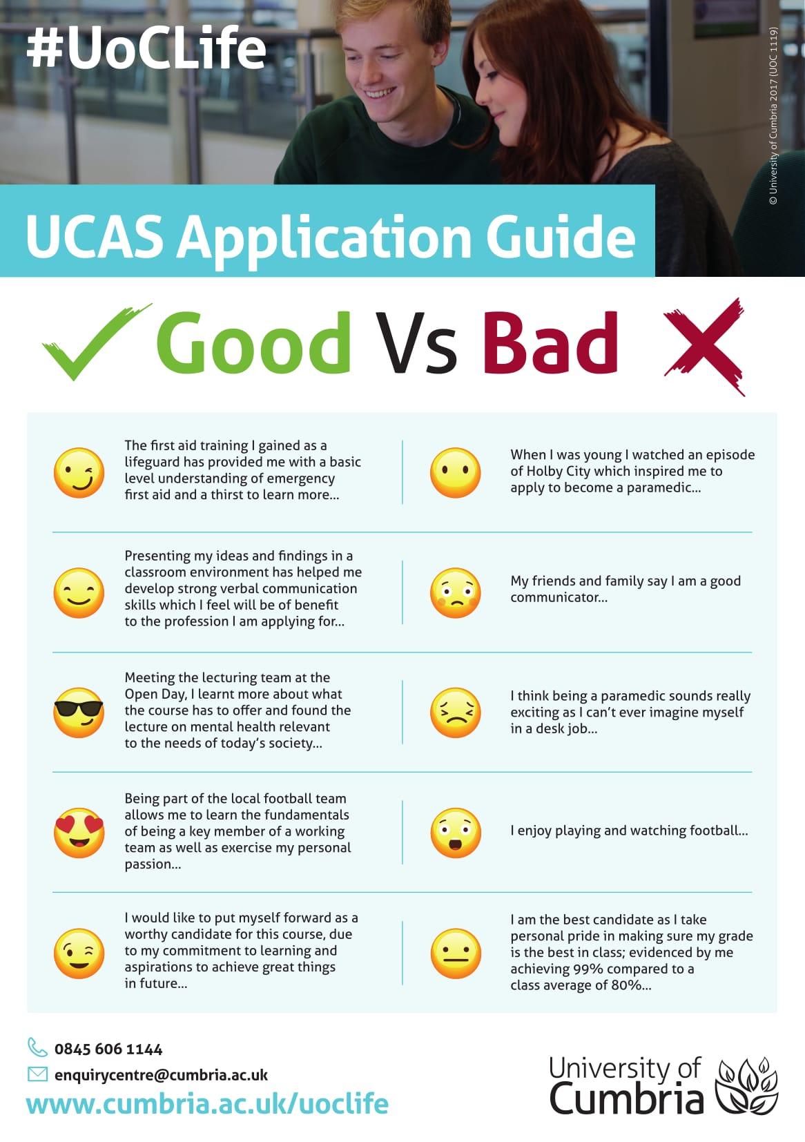 ucas personal statement paramedic
