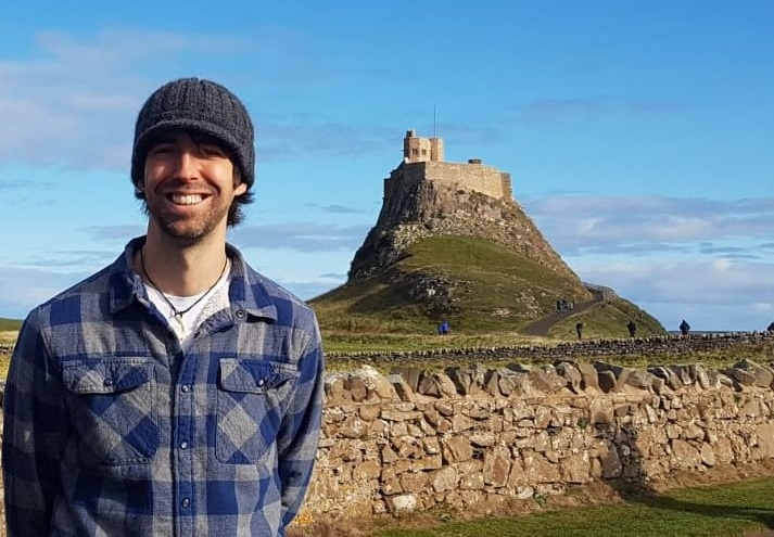 Cumbria Institute of the Arts, class of 2007 alumnus, publishes his first book