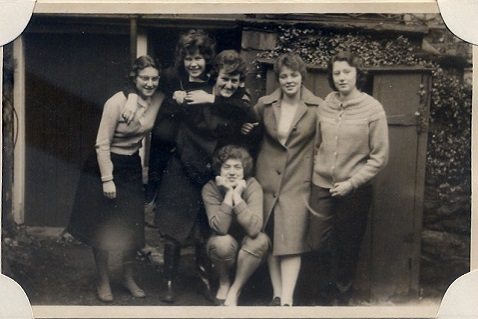 Ambleside students 1960s