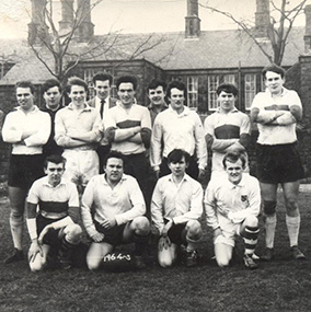 St Martin's - 1960s Rugby