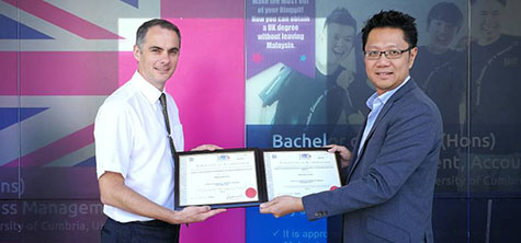 Malaysian business and finance courses achieve full accreditation