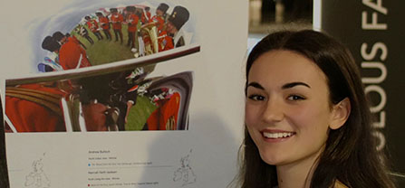 Budding photographer, Hannah, recognised with national award