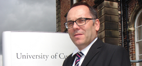 University researcher invited to join advisory board