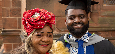 Nigerian scholars in Cumbrian celebration - University of Cumbria