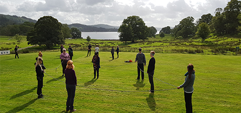 Theatre by the Lake, Brathay Trust & University of Cumbria collaborate on 'inspiring and transformative' Changing Culture programme for future leaders
