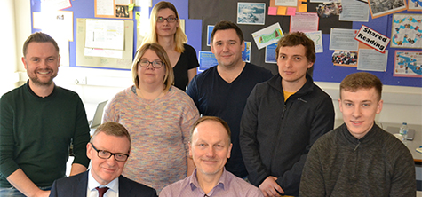 Chartered manager trainees 'look beyond' during National Apprenticeship Week to learn about leadership