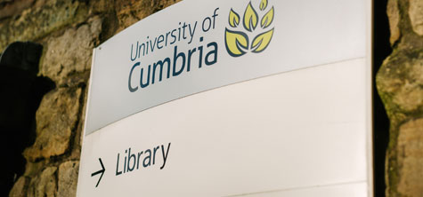 University of Cumbria is 3rd in the north for students to start or manage a business