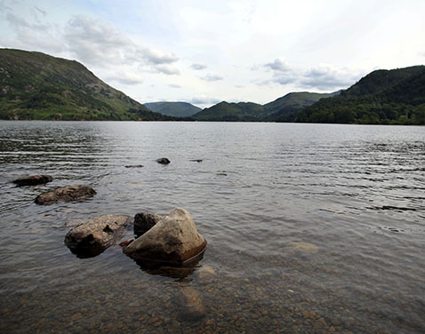 Image of lake district